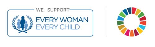 We support Every Woman Every Child