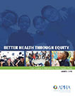Better Health Through Equity report cover